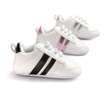 2017 ROMIRUS Soft Bottom Fashion Sneakers Baby Boys Girls First Walkers Baby