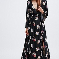 Somedays Lovin' Zenith Maxi Dress in Black - Urban Outfitters