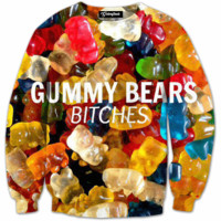 Gummy Bears Bitches Crewneck