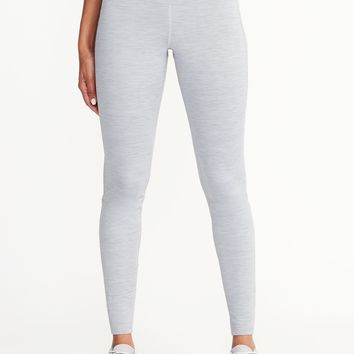 Mid-Rise Run Leggings for Women | Old Navy