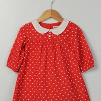 Beebay Red Heart Dress - Infant & Toddler | zulily