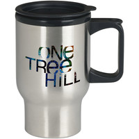 One Tree Hill galaxy For Stainless Travel Mug *