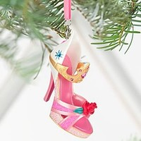 Aurora Shoe Ornament | Disney Store