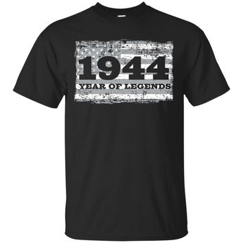 Born in 1944 73rd Birthday T Shirt Gift for 73 year old Dad