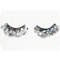 Shimmer Twins Jekyll Lash - Holographic Silver Glitter