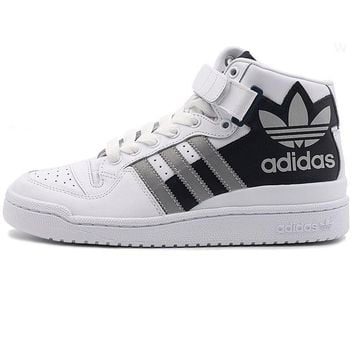 Authentic New Arrival 2017 Adidas Originals FORUM MID RS XL Men's Skateboarding Shoes Sneakers