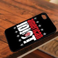 green day american idiot cover album- for iPhone 4/4S,5 case iphone 4/4s/5 Case Hard Plastic Cover