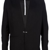 Song For The Mute Minimalist Blazer