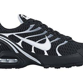 Nike Women's Air Max Torch 4 Running Shoes-Black/White-Silver-9 womens nike air max