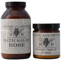 Luxury Bath Gift Set, Rose, Personal Care Sets