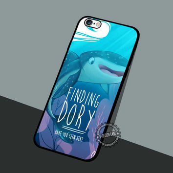 Finding Dory - iPhone 7 6 5 SE Cases & Covers