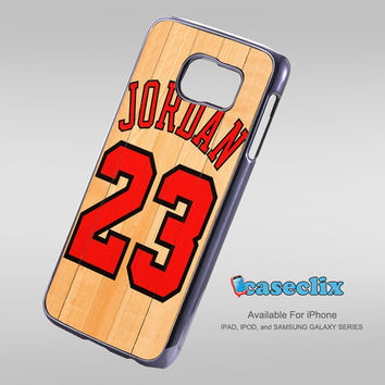 Michael Jordan number For Smartphone Case