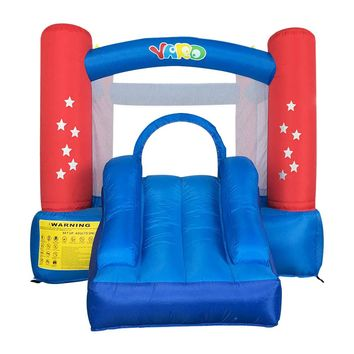 DHL FREE SHIPPING Mini Inflatable Bouncer Kid Jumping House With air blower