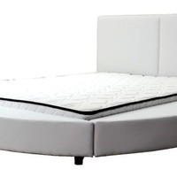 Greatime B1159 Round Platform Bed - Contemporary - Platform Beds - by Oslie International Inc
