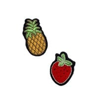 Fruity Patch Pin Set