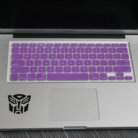 Purple Keyboard Cover for ALL US Macbooks 13 15 17 by SoldforLess