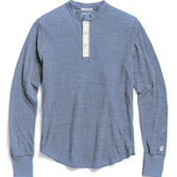 Rochester Henley in Naval Blue