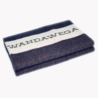 Storied Explorations Wool Blanket - Camp Wandawega