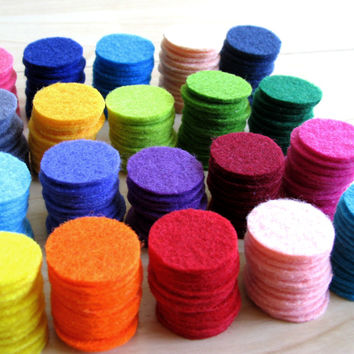 Oil Diffuser Felt Pads | Replacement felt pads Aromatherapy