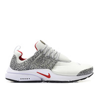 NIKE AIR PRESTO QS 'SAFARI PACK' (WHITE / RED / BLACK)