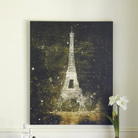 Luminaire Eiffel Tower Print | Ballard Designs