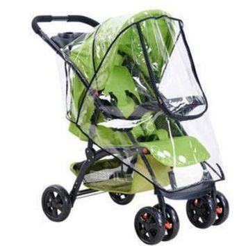 High Quality Baby Stroller Cover Universal Waterproof Rain Cover Dust Wind Shield Stroller Accessories Pushchairs Buggys