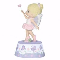 Precious Moments Ballerina Musical