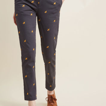 Legendary Lifestyle Pants in Grey Bee