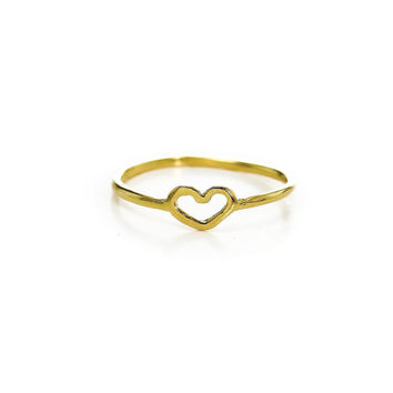 Gift Shiny Stylish New Arrival Jewelry Ladies Hollow Out Gold Ring [4956913028]