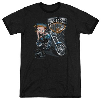 Betty Boop - Choppers Adult Heather