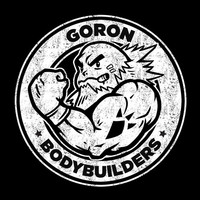 Goron Bodybuilders Art Print by MeleeNinja