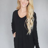 At Ease Everyday Sweater Top