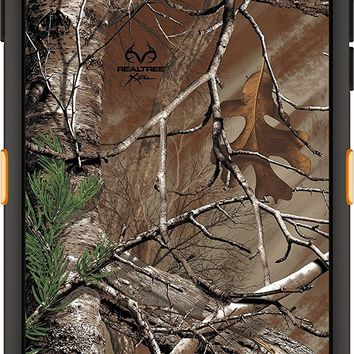 OtterBox DEFENDER iPhone 6/6s Case - Frustration-Free Packaging - REALTREE XTRA (BLAZE ORANGE/BLACK W/XTRA CAMO)