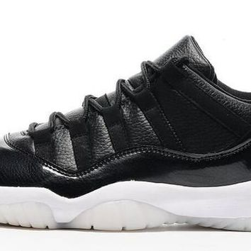 Air Jordan Retro 11 Low 72-10 Women Men 2016 Basketball Shoes