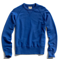 Cerulean French Terry Sweatshirt