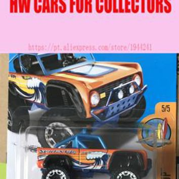 2017 New Hot Wheels 1:64 FORD BRONCO car Models Metal Diecast Car Collection Kids Toys Vehicle  Juguetes