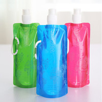 Foldable Water Bottle 16 oz
