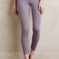 Yummie by Heather Thomson Cropped Moto Leggings