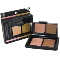 E.l.f Studio Contouring Blush and Bronzing Powder St Lucia