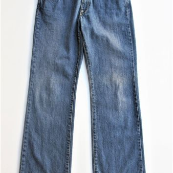 Straight Leg Jeans PAPER DENIM & CLOTH Relaxed Low Rise Jeans 31x31