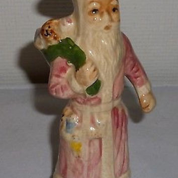Old Fashioned Santa Claus Christmas Figurine