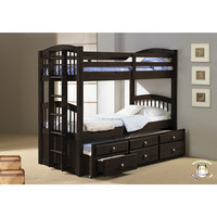 HD Furniture Triplex Bunkbed