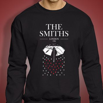 The Smiths London 1986 English Rock Band Men'S Sweatshirt