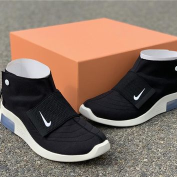 "Fear of God x Air Fear Moccasin ""Black White"" AR8008-001"
