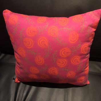 Custom Design ShweShwe Patterned Pillows