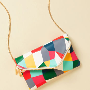 An Angled Web We Weave Bag | Mod Retro Vintage Bags | ModCloth.com