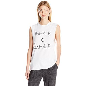 Ryan Inhale Exhale Muscle Tank