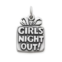 """""""Girls Night Out!"""" Charm 