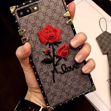 Gucci  phone case shell  for iphone 6/6s,iphone 6p/ 6splus,iphone 7, iphone7plus