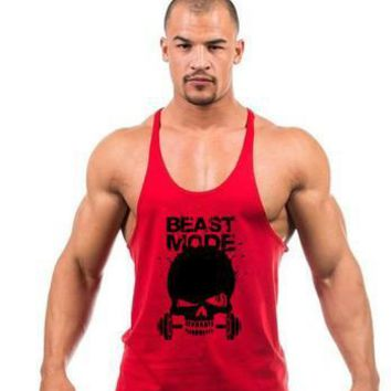 "Men's ""Beast Mode"" Tank Top"